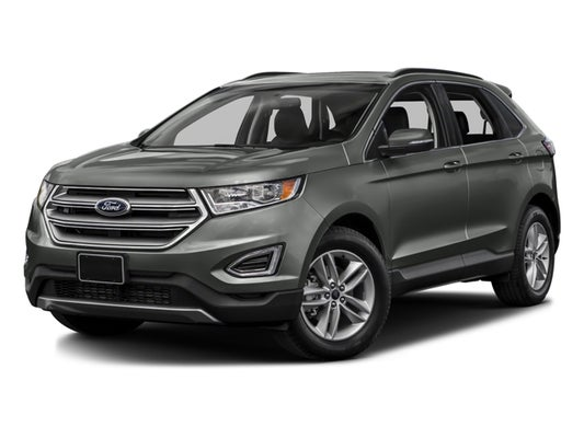2017 Ford Edge Anium In Independence Ks Quality Motors Of