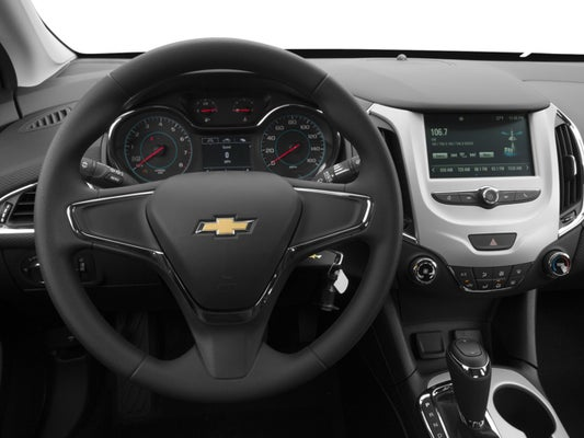2017 Chevrolet Cruze Ls In Independence Ks Quality Motors Of Ford