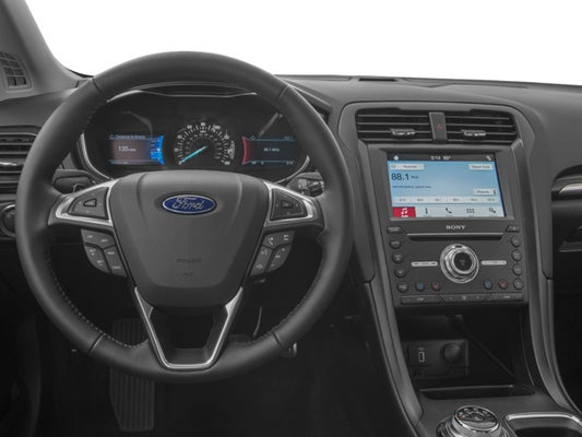 2017 Ford Fusion Anium In Independence Ks Quality Motors Of