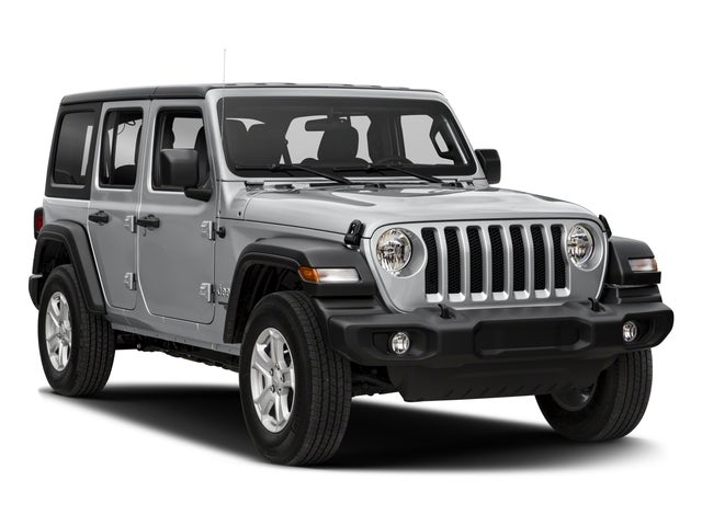 2018 Jeep Wrangler Unlimited Sport In Independence, KS   Quality Motors Of  Independence (Ford