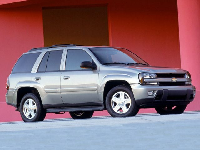 2007 Chevrolet Trailblazer Ls In Independence Ks Tulsa Chevrolet