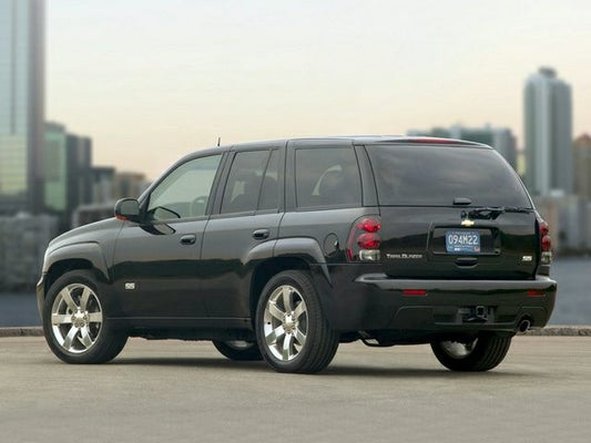 2007 Chevrolet Trailblazer Ls In Independence Ks Quality Motors Of Ford